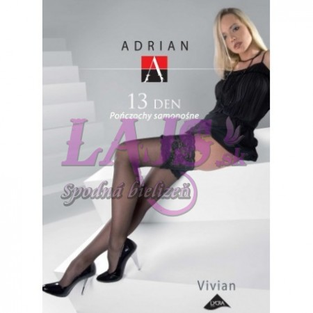 Samodržiace dámske pančuchy Vivian