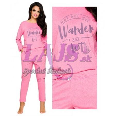 Dámské pyžamo ružová Taro Jurata 1196