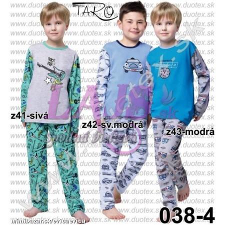 9a654720c93e Chlapčenské pyžamo Taro 038