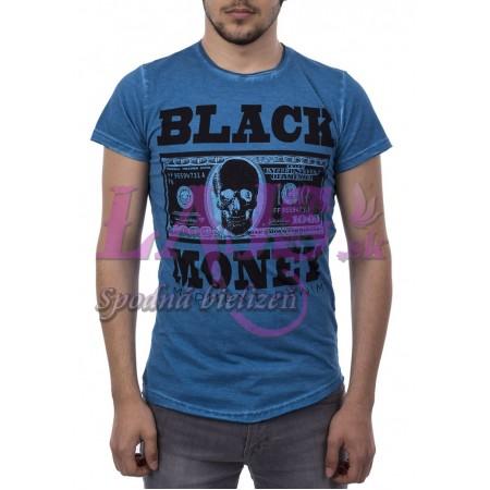 Pánske tričko Madmext - Black Money